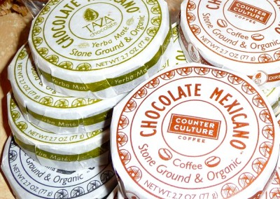 Taza Chocolates from Somerville, MA
